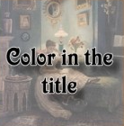 color in the title