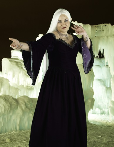 Mab, the Winter Queen