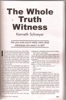 Page 57 -- The Whole Truth Witness
