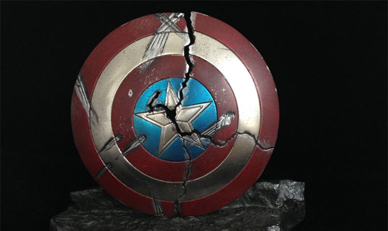 Captain america shield wallpaper cnmuqi