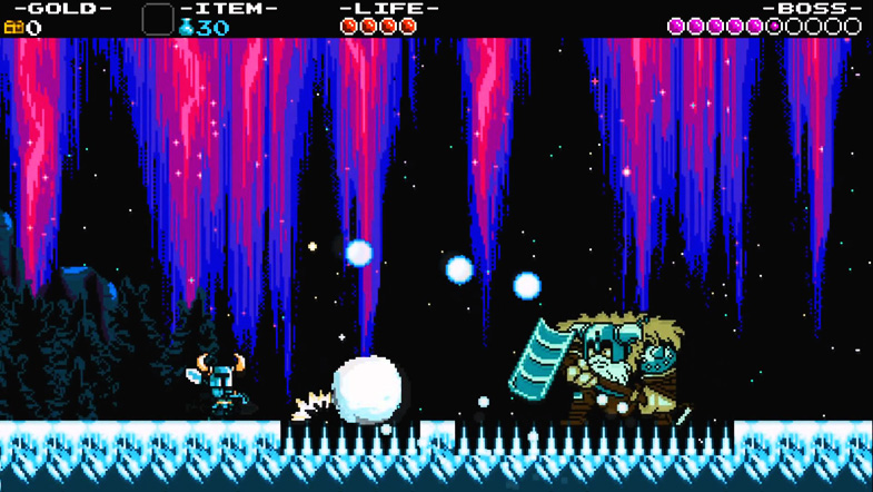 Shovel Knight: разящая лопата пиксельного ренессанса .содержание: картинки