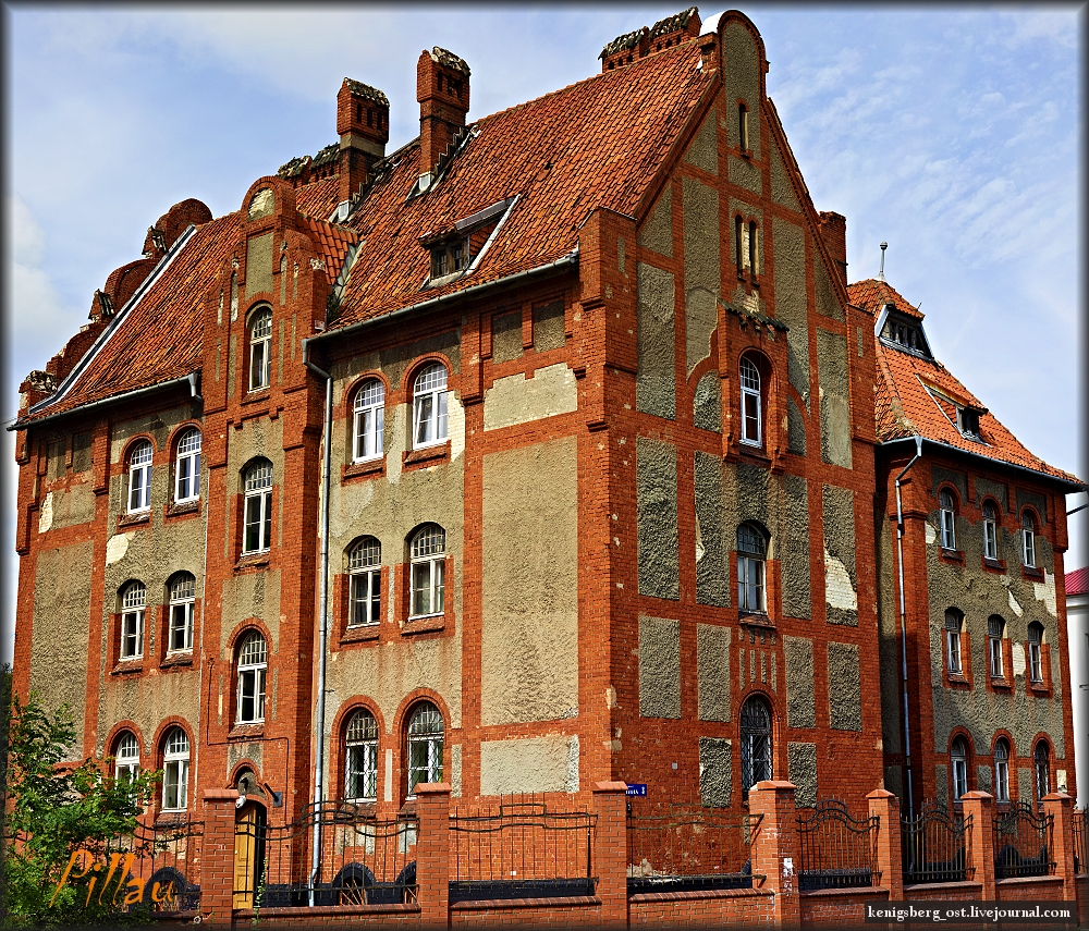 Königsberg- Pillau