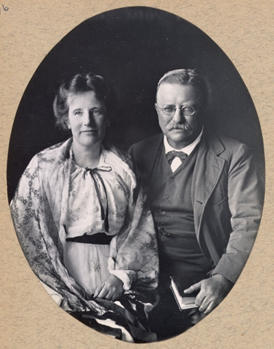 First Lovebirds Theodore And Edith Roosevelt Potusgeeks