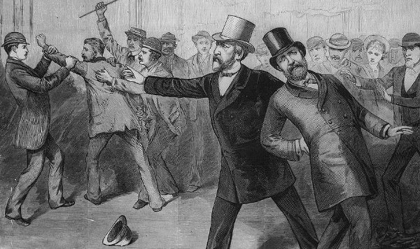 Presidents And The Law The Trial Of Charles Guiteau Potus Geeks Livejournal