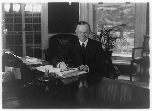 Calvin-Coolidge-Oval-Office