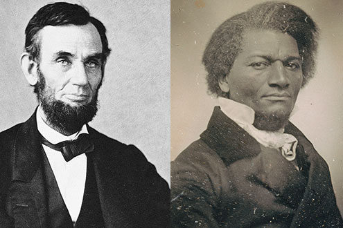 frederick douglass and the assassination of abraham lincoln - lincoln's assassination: douglass devastated, called lincoln a friend - oration in memory of abraham lincoln, frederick douglass the freedman's monument.