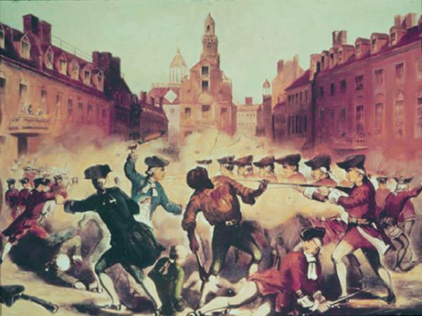 captain thomas preston boston massacre