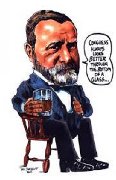 Was ulysses grant really a heavy drinker presidential history geeks following his service in the mexican war grant remained in the army rising to the rank of captain publicscrutiny Images