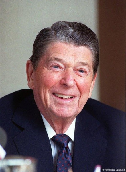 a biography of president ronald reagan born in tampico illinois Ronald reagan, in full ronald wilson reagan (born february 6, 1911, tampico, illinois, us—died june 5, 2004, los angeles, california), 40th president of the united states (1981–89), noted for his conservative republicanism, his fervent anticommunism, and his appealing personal style, characterized by a jaunty affability and folksy charm.