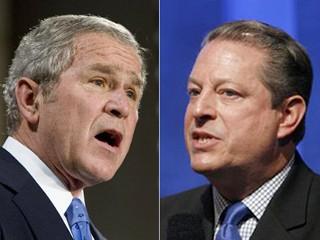 An analysis of the bush versus gore political debates