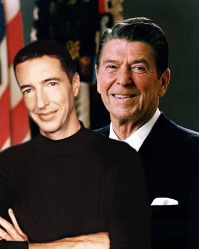 Presidents' Children: Ron Reagan