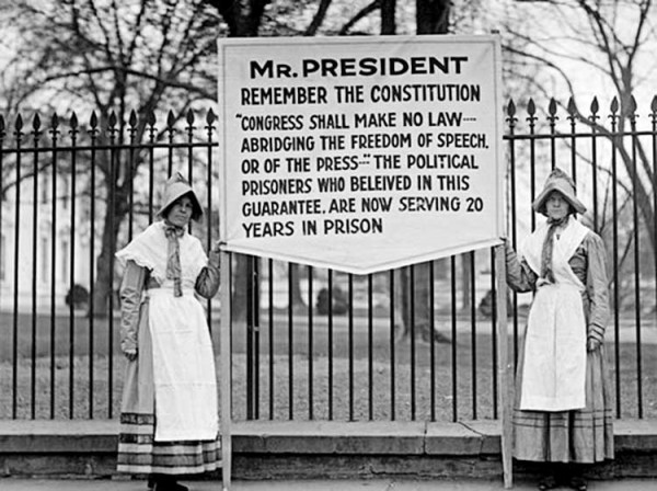Presidential Controversy: The Sedition Act of 1918: potus ...