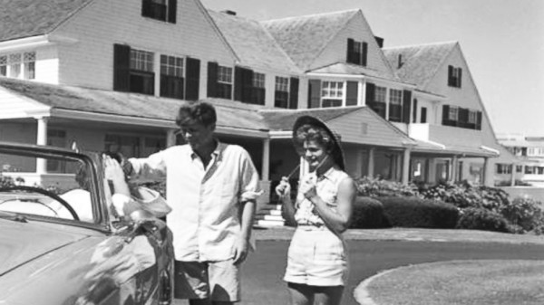 Summer White Houses The Kennedy Compound Presidential