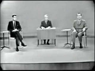 a history of the kennedy nixon debates in 1960 September 26, 1960 is the day that changed part of the modern political landscape, when a vice president and a senator took part in the first televised polls showed kennedy had become the slight favorite in the general election, and he defeated nixon by one of the narrowest margins in history that.