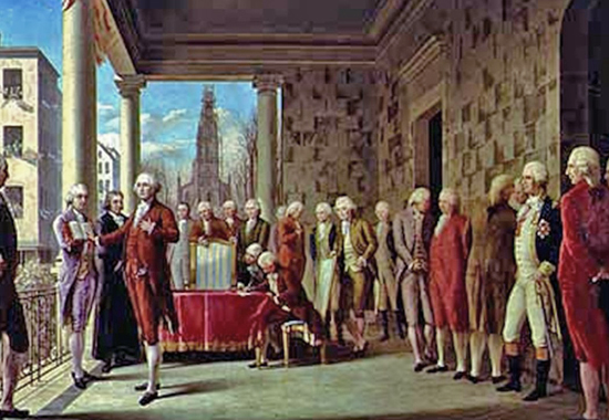 an introduction to the history of president washington Introduction george washington was the most important man to occupy the presidency his role was crucial because he was the first president, setting the example for those presidents that followed him it had been a practice for much of american history that men not appear to be too eager for the office.