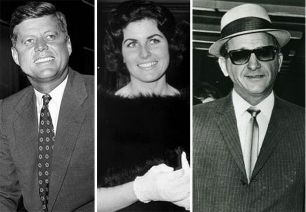 Presidents Behaving Badly John F Kennedy And Judith