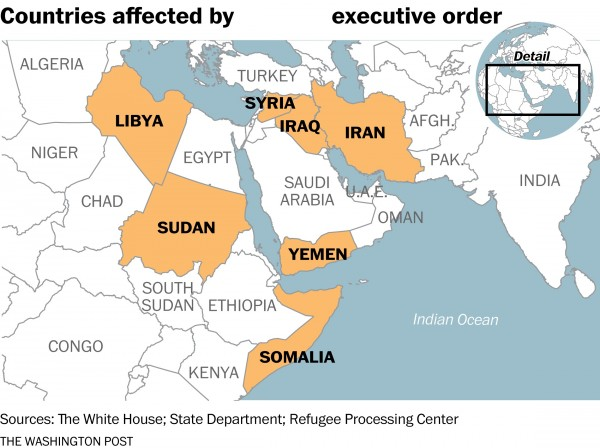 Presidents and Immigration: Donald Trump and Executive Order 13769 ...
