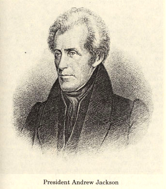 an account of andrew jacksons unruly rise to the presidency Richard neustadt's classic presidential power and the modern presidents argued that the presidency was an inherently weak office, beset by foreign and domestic events and the demands of domestic interest groups, party members, and other institutions.