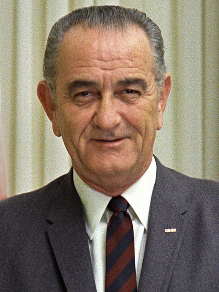 A biography of lyndon baines johnson 36th president of the united states