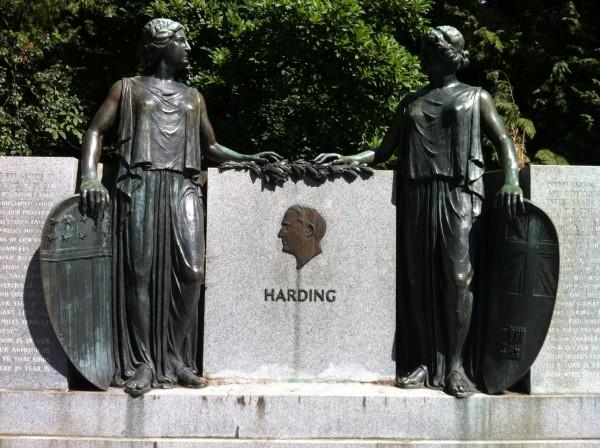 HardingMonument