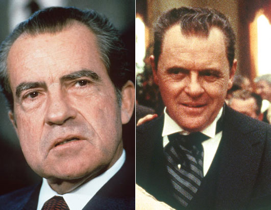 the life of richard nixon in oliver stines film nixon You could say that nixon is oliver stone's interpretation of the life of nixon, and in terms of how the film is constructed as a richard m nixon.