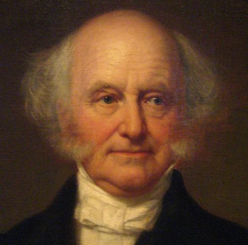 The Obscure Presidents: Martin Van Buren-Part II - Presidential ...