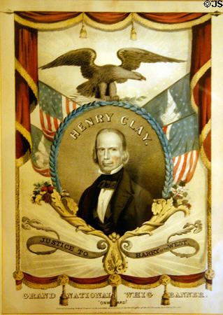 Senate In Balance >> The Also-Rans: Henry Clay - Presidential History Geeks