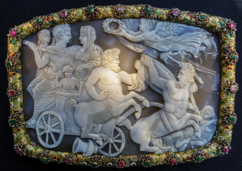 Константинова гемма Лейден музей - копия