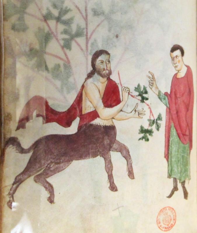 Italia_meridionale,_miscellanea_medica,_1250_ca.,_pluteo_73.16,_02_chirone — копия (2)