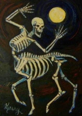 kerry nelson 2009 dancing skeletaur  ls
