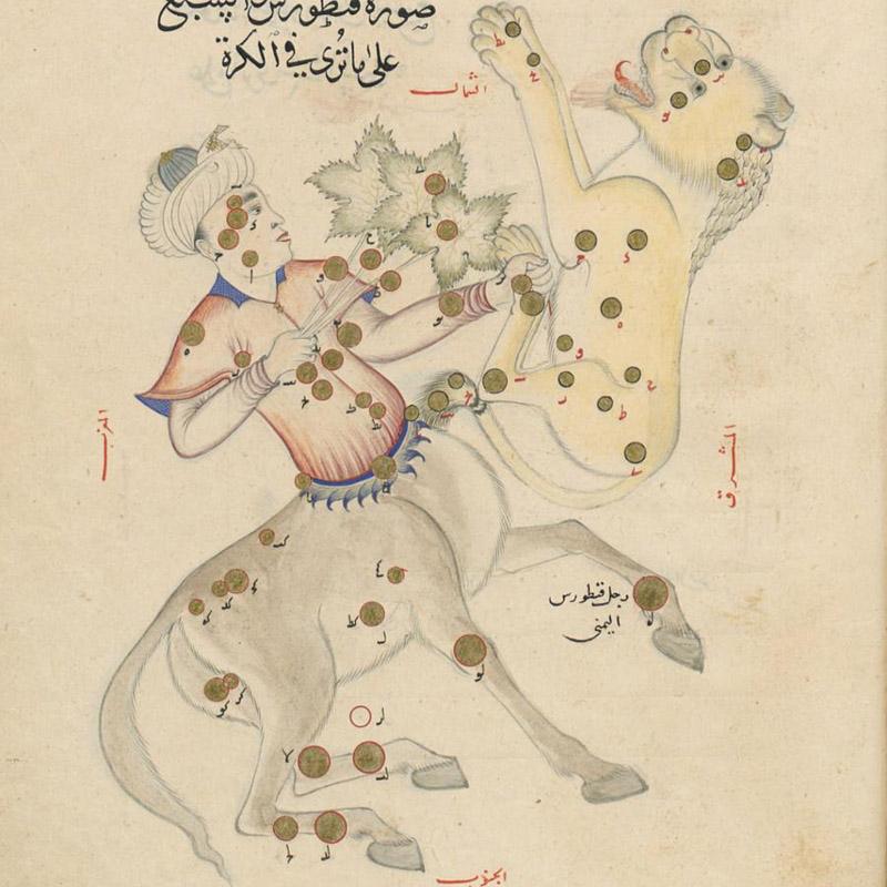 964 год Книга неподвижных звёзд Абдуррахмана ас-Суфи персидского астронома и переводчика Птолемея