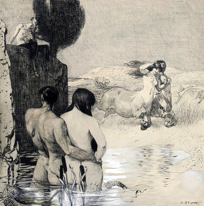 stuck pan-observing-a-couple-of-centaurs-and-a-triton-with-a-nereid