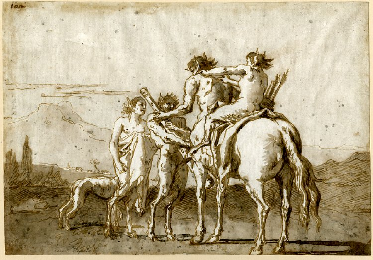 Tiepolo-Giandomenico-C-&-Satyrs-1780s-90s-drawing-BM