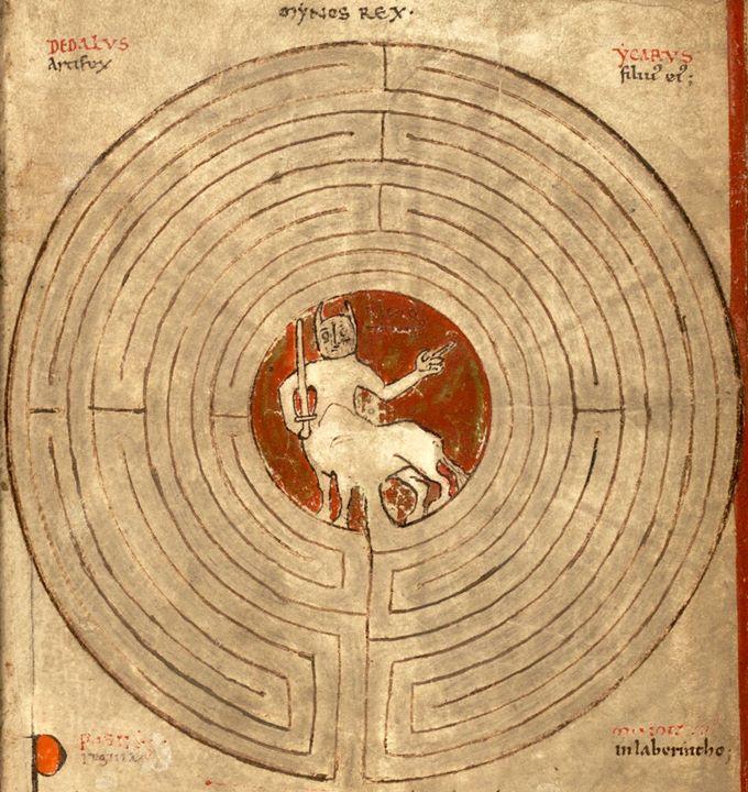 Lambert of Saint-Omer, Liber Floridus, Saint-Omer 1121