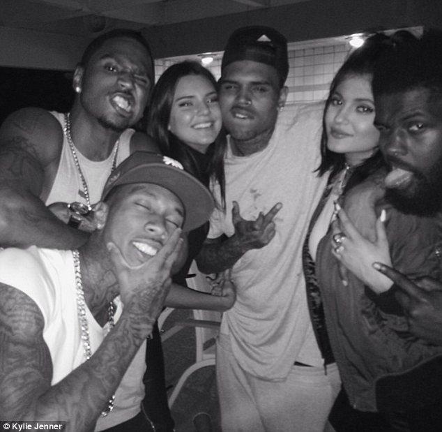 Kris kardashian raper rapper