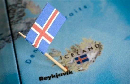 Исландия, флаг