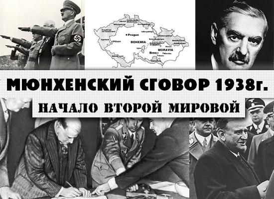 Международные договоры с фашистской Германией