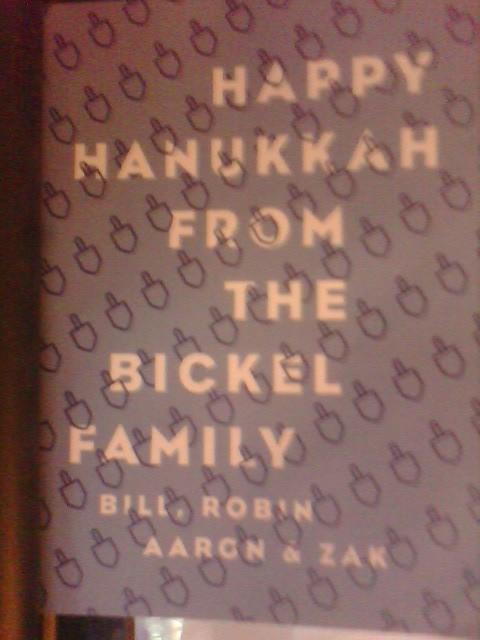 Hanukkah Card 001