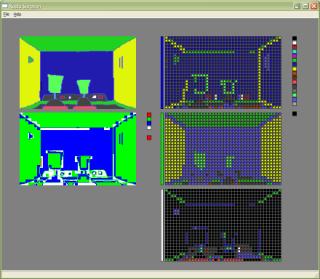 C64 multicolor dissection: kerm1t2