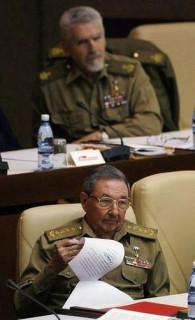 Гавана, заседание Национальной ассамблеи, 28 декабря 2007 года.