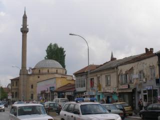 В старой Приштине