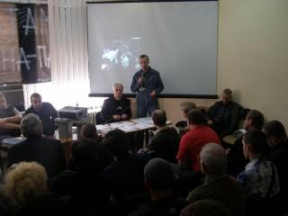 Выступает Леонид Немчонок