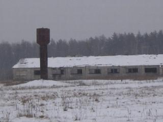 Голубин. Зима 2007 года