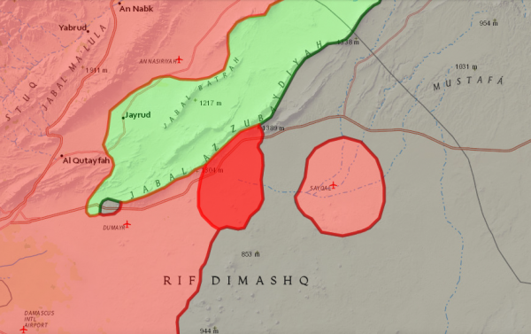 Eastern-Damascus-Map