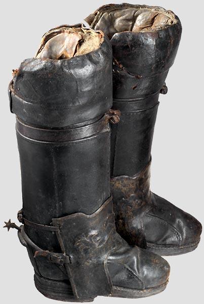 Kurassier-Stiefel