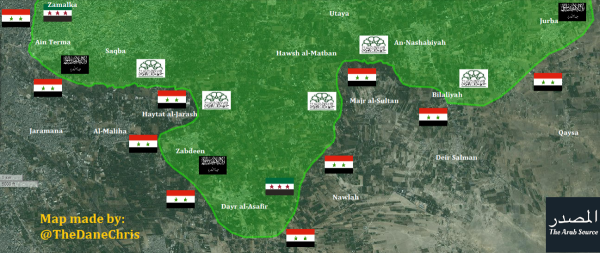 East-Ghouta-map