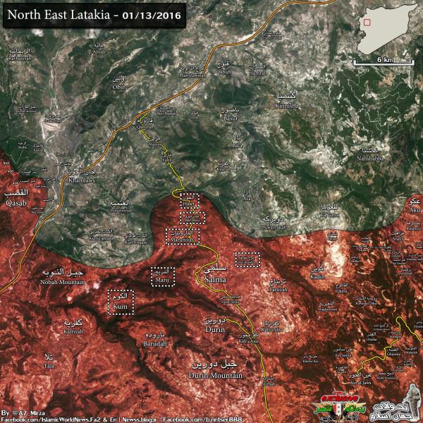 North Latakia cut4 13jan 23dey