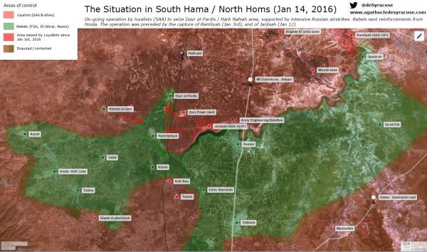 Homs-Hama-16-jan-2016