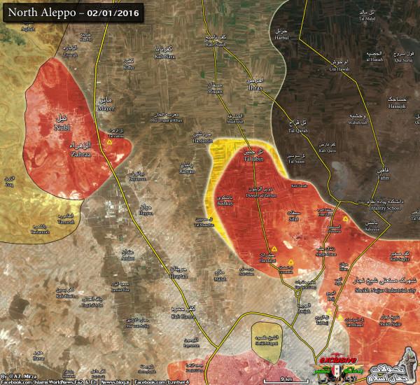 North Aleppo 9km cut1 2jan 12jan