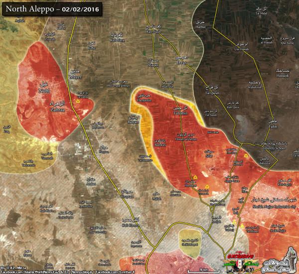 North Aleppo 9km cut1 2feb 13bahman